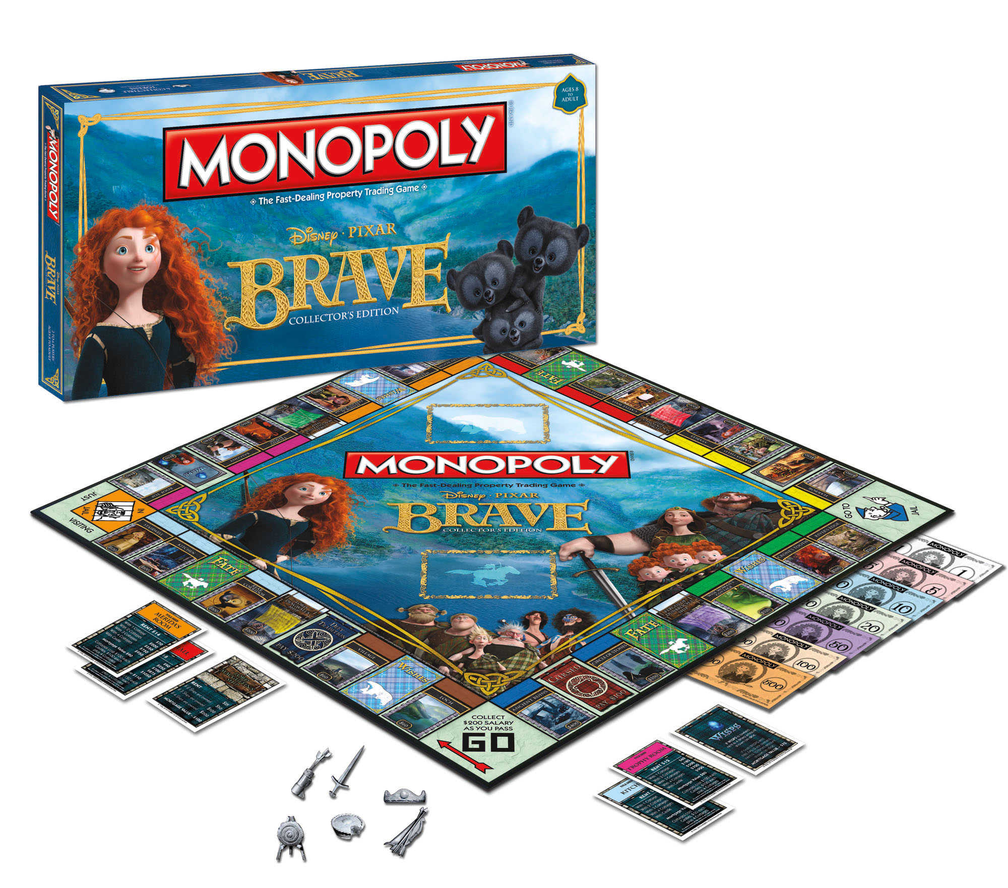 Brave Monopoly