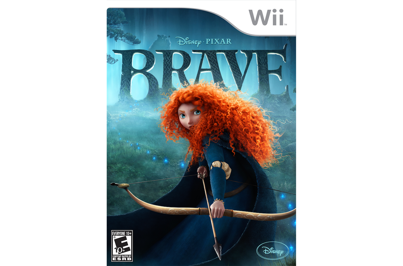 Brave The Video Game Now Available For Xbox 360 PS3 Wii DS PC