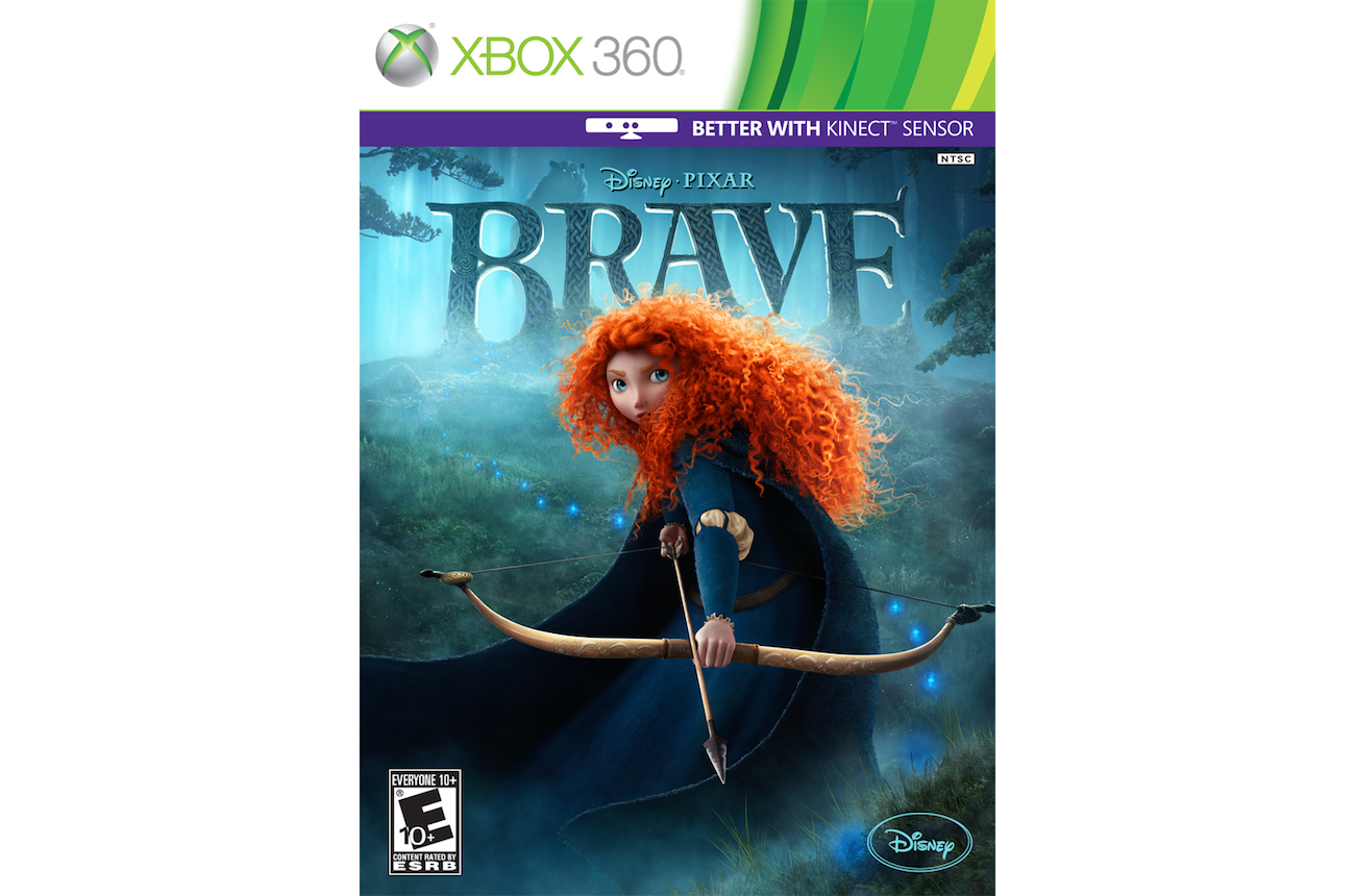 """Brave: The Video Game"" Now Available For Xbox 360, PS3, Wii, DS, PC and MAC"