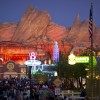 Cars Land - At Night (Wide)