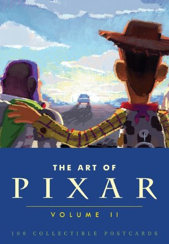 100 New Collectible Pixar Postcards Coming Soon