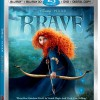 Brave 5-Disc Blu-ray/DVD Set