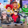 Disney Cruise Line Pixar-Theme