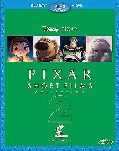 Pixar Shorts Volume 2