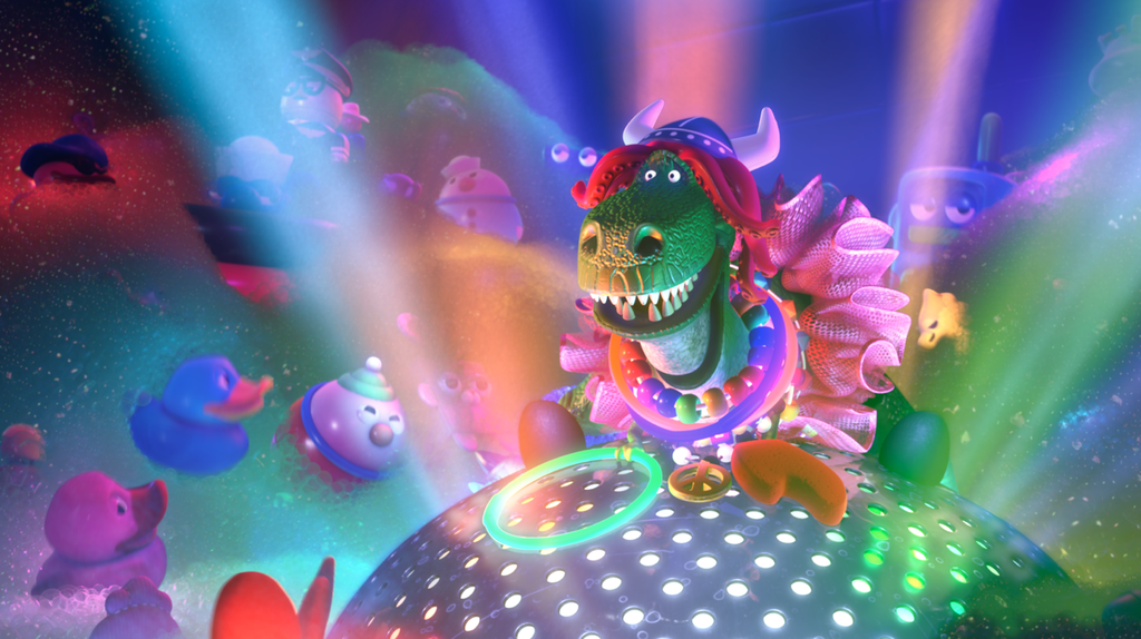 'Toy Story' Short 'Partysaurus Rex' Premieres Monday On The Disney Channel