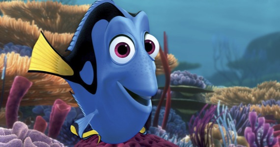 D23 Expo: 'Finding Dory' Story Detailed, Diane Keaton, Eugene Levy, and Ty Burrell Join Cast