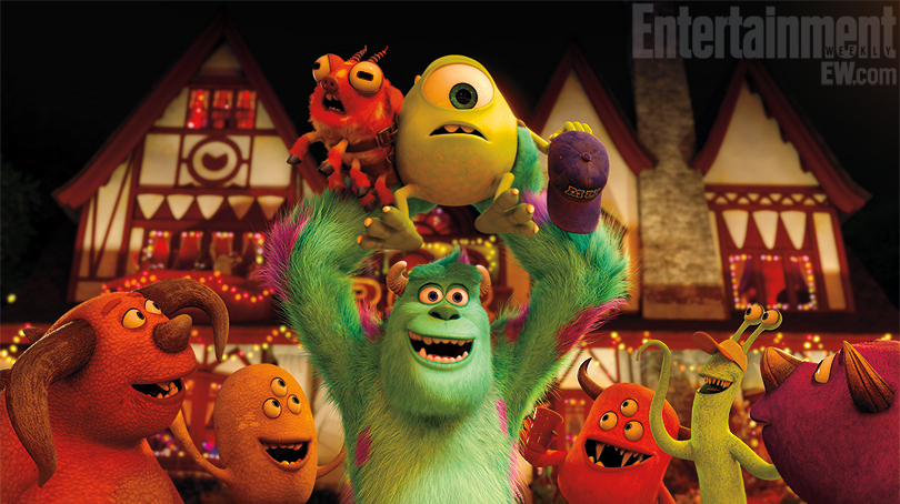 'Monsters University' and 'Toy Story of Terror' Win Pixar 5 Annie Awards