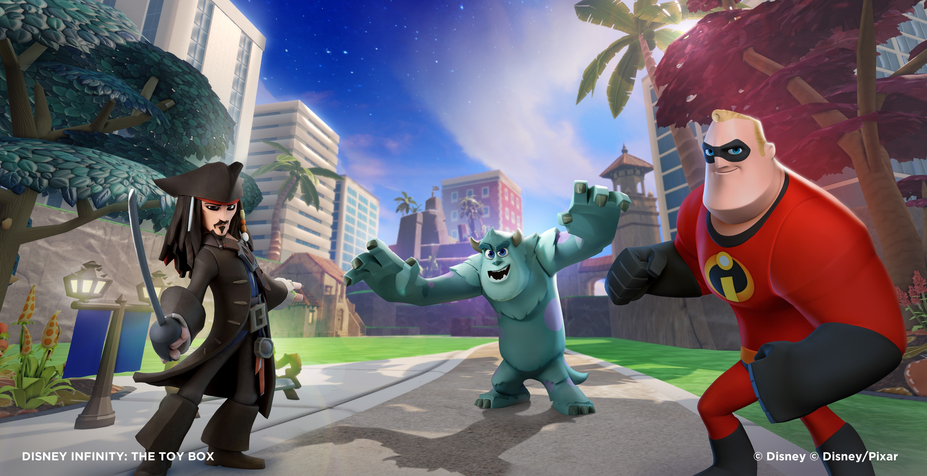 Watch: 'What Is Disney Infinity?' Episode 1 Provides An Overview Of The Play Sets