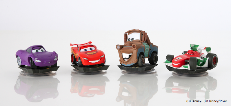 figurine disney cars