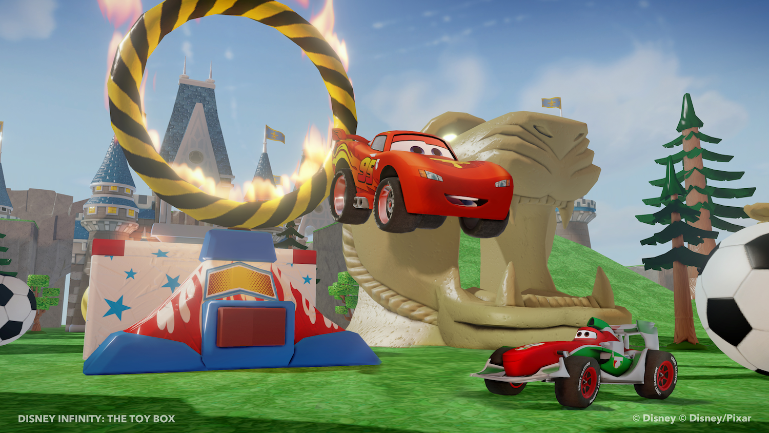 Studio Behind 'Disney Infinity' Working On 'Cars 3' Video Game