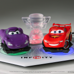 Disney Infinity - Lightning & Holley Figurines