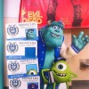 Monsters University ID Card Standee