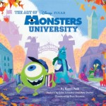 The Art of Monsters University