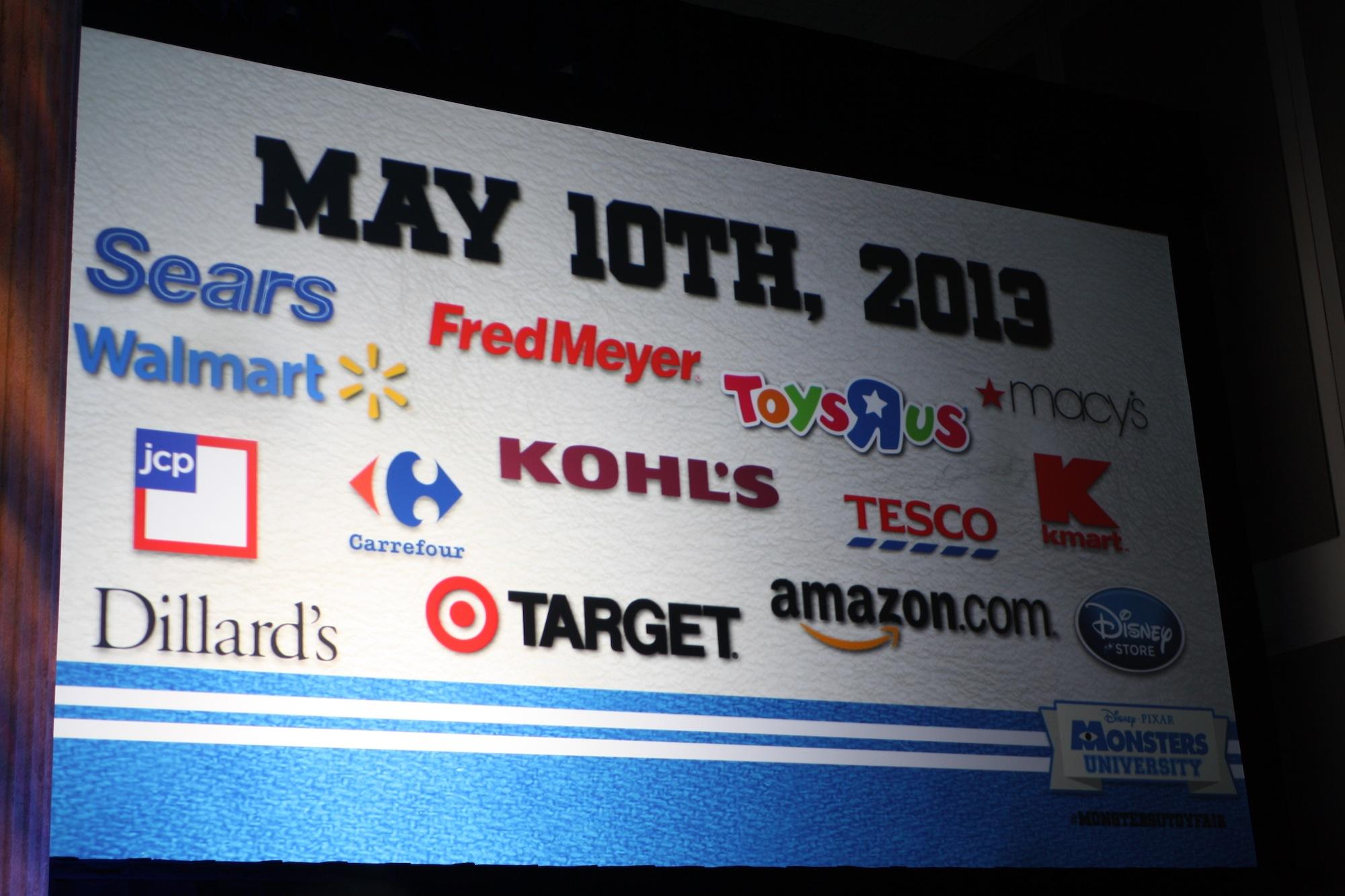 Toy Fair 2013 - MU Press Event Image 32