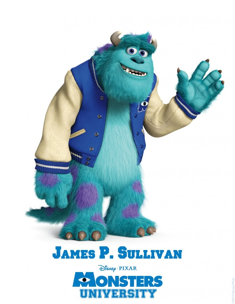Monsters University - Sulley