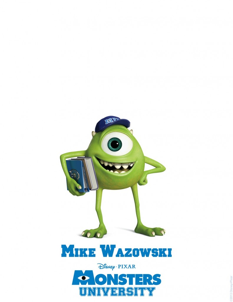 Monsters University - Mike