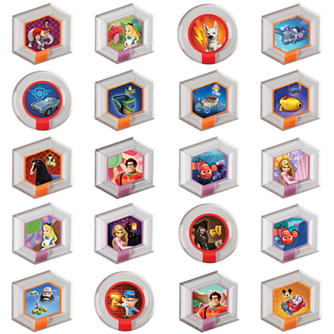 'Disney Infinity' Series 1 Power Discs Revealed – Homages To 'Up,' 'Dumbo,' 'Aladdin,' 'Mickey Mouse,' 'Toy Story,' 'Mulan' And More