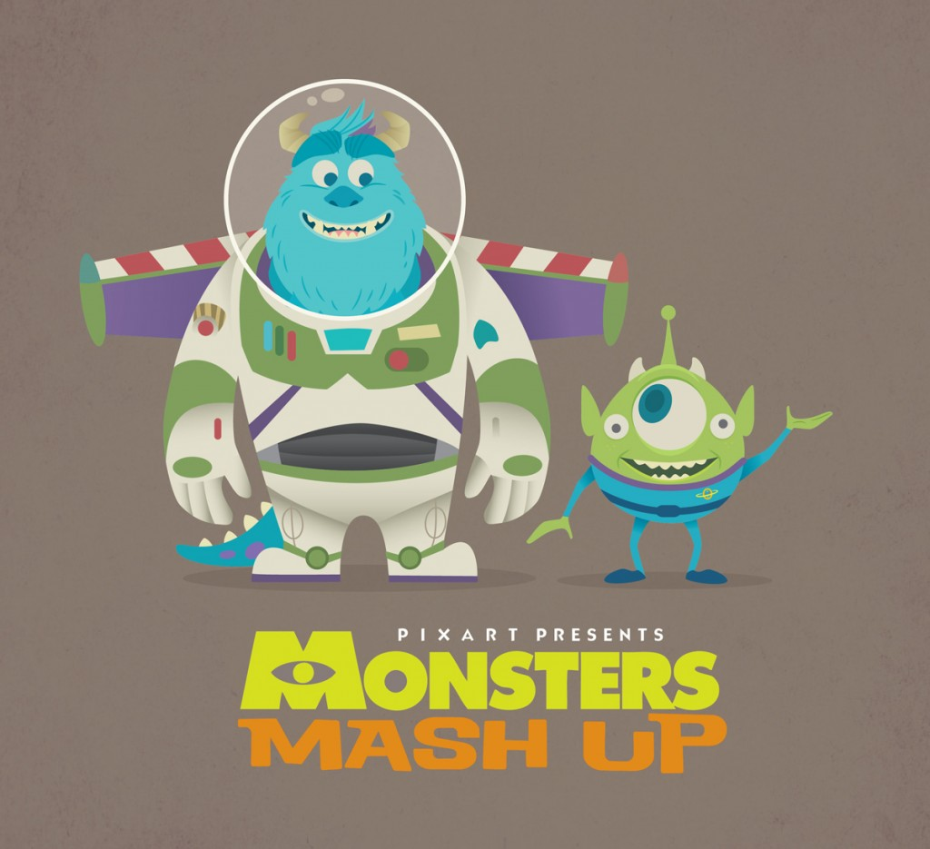 Monsters Mash-Up