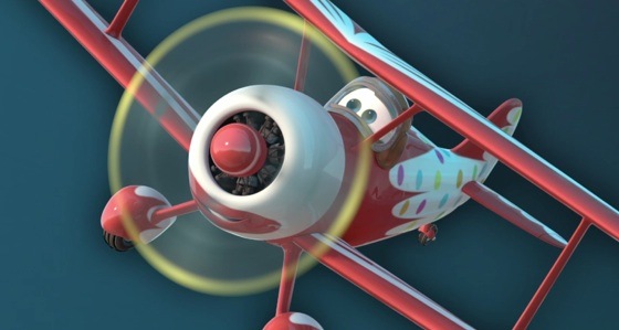 The Pixar Perspective on 'Planes'