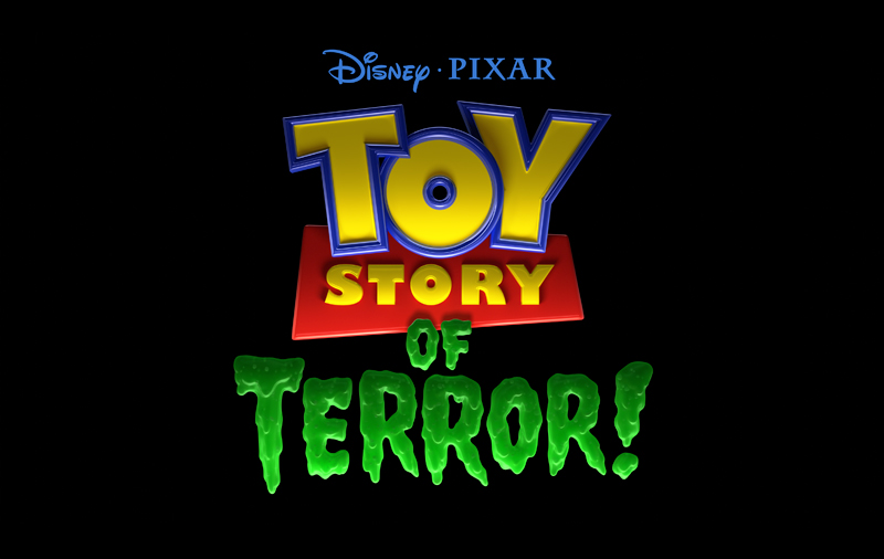 Toy Story of Terror Logo