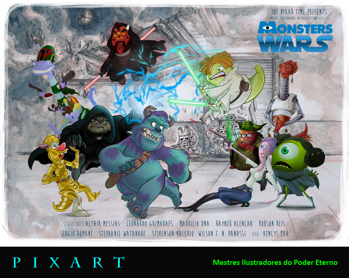 Monsters Inc Waxford | other
