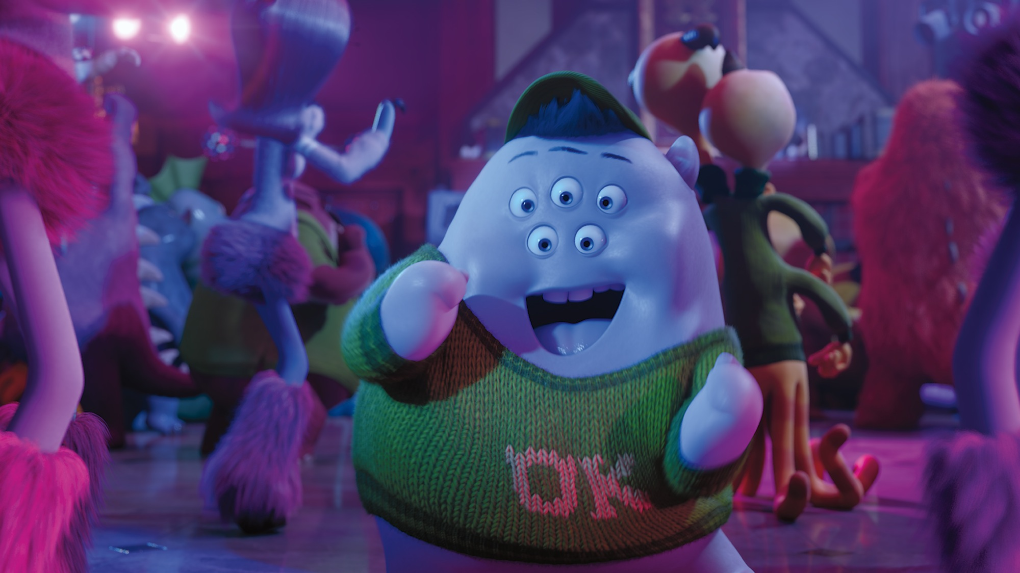 Image from 'Monsters University'