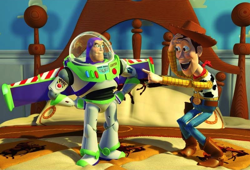 Can Pixar Be Linked To The Demise Of Hand-Drawn Animation In The US?