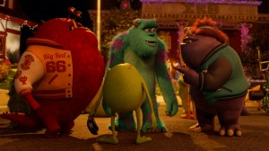Monsters University - Voiced By John Cygan