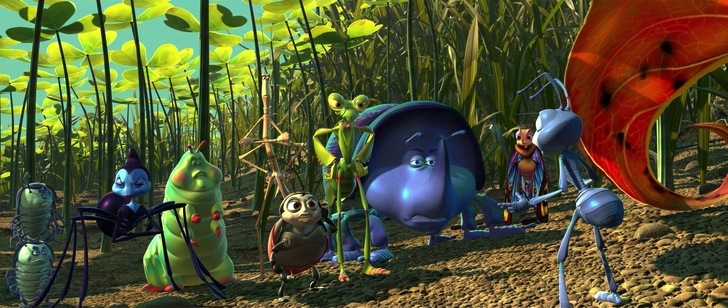 A Bug's Life Group