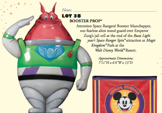 D23 Expo 2013 Silent Auction - Product 5