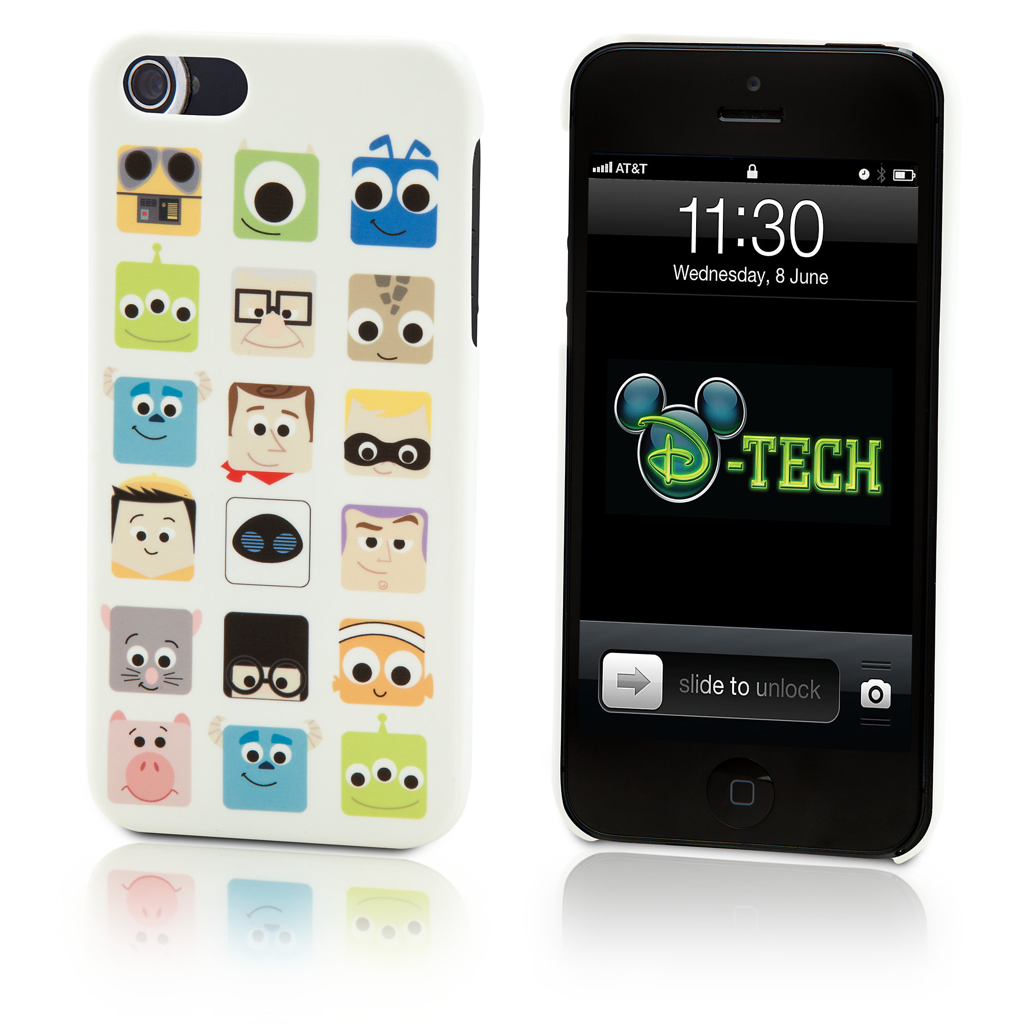D23 Expo Disney:Pixar Products - Phone Case