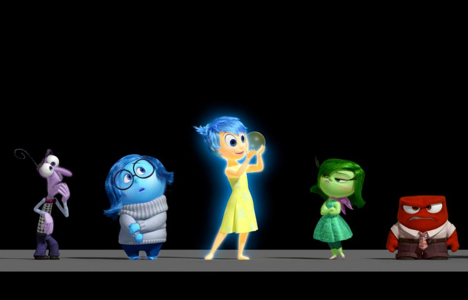'Inside Out' Concept Art
