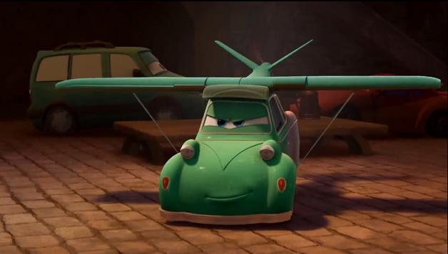 Cars Planes