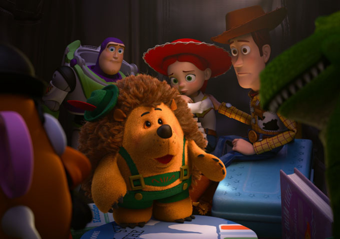 Trailer: 'Toy Story of Terror'