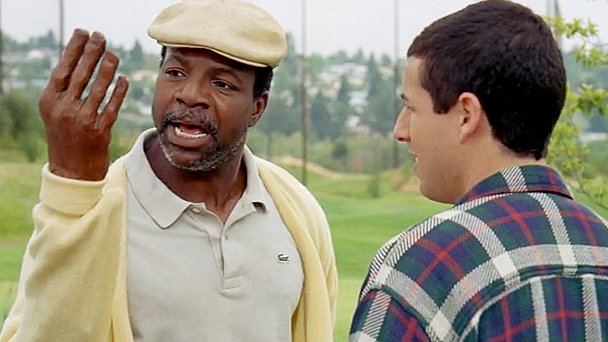 Carl Weathers in 'Happy Gilmore'