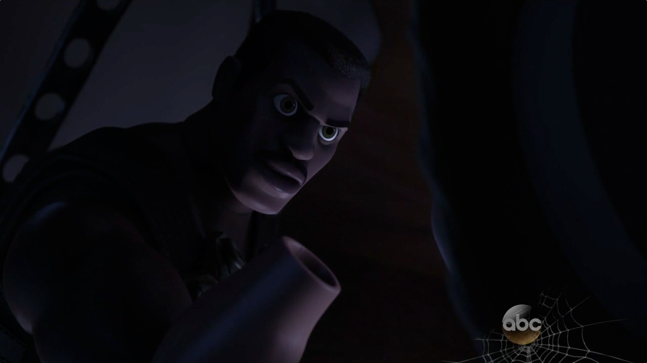 Carl Weathers in 'Toy Story of Terror'