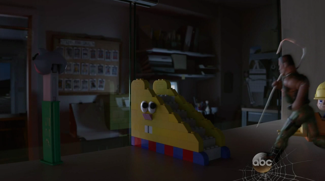 Lego in 'Toy Story of Terror'