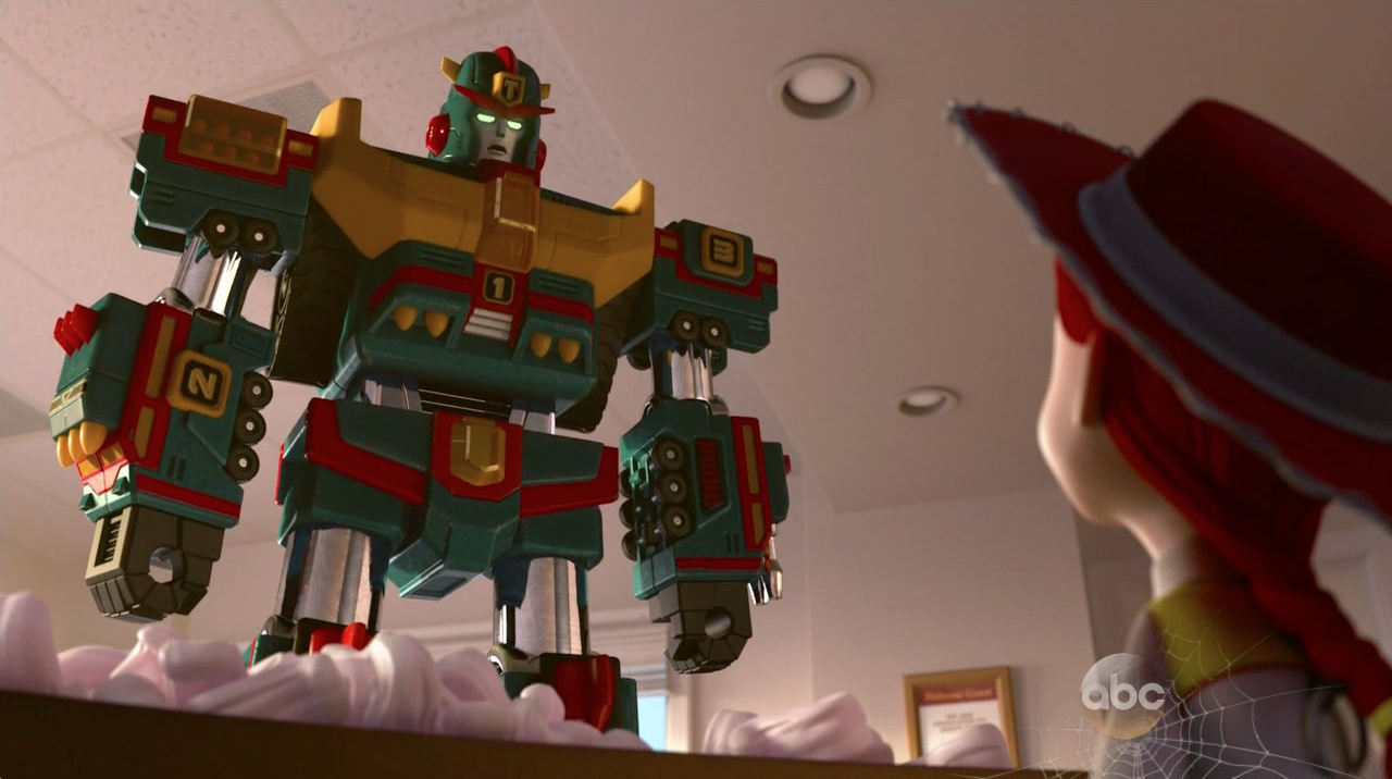 Transitron in 'Toy Story of Terror'