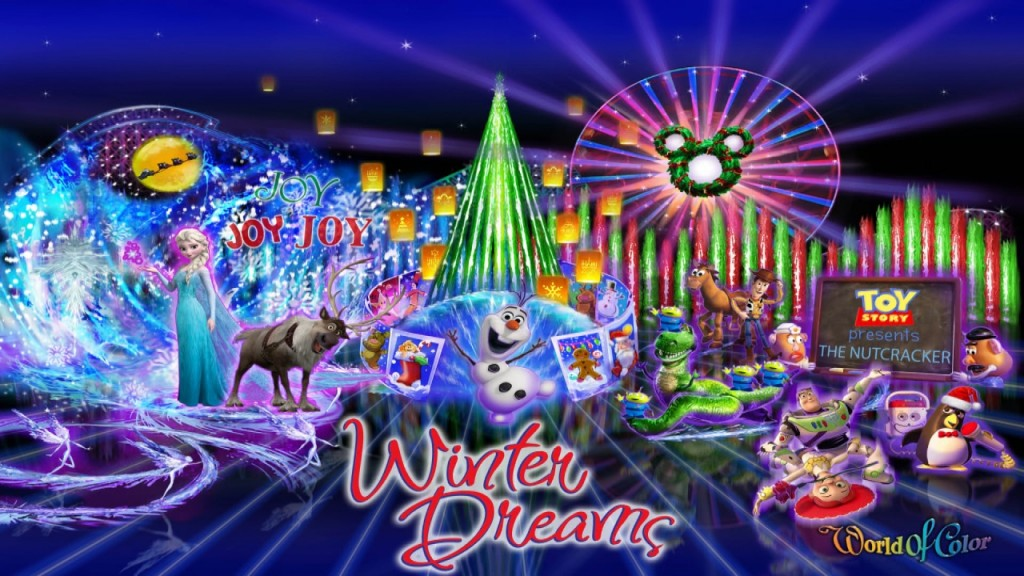 World of Color Winter Dreams