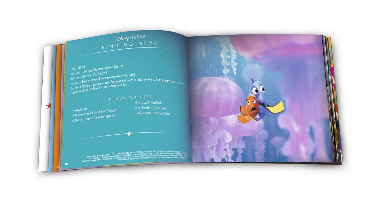 Disney Pixar Complete Collection - Book
