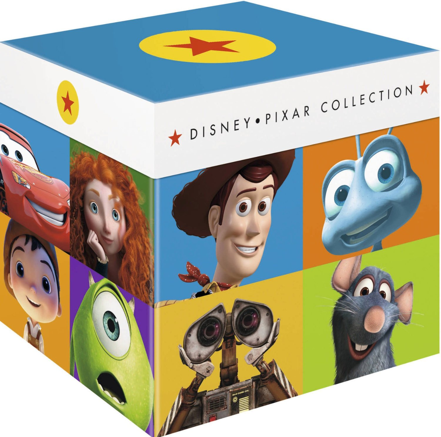 Disney Pixar Complete Collection - Exterior 1