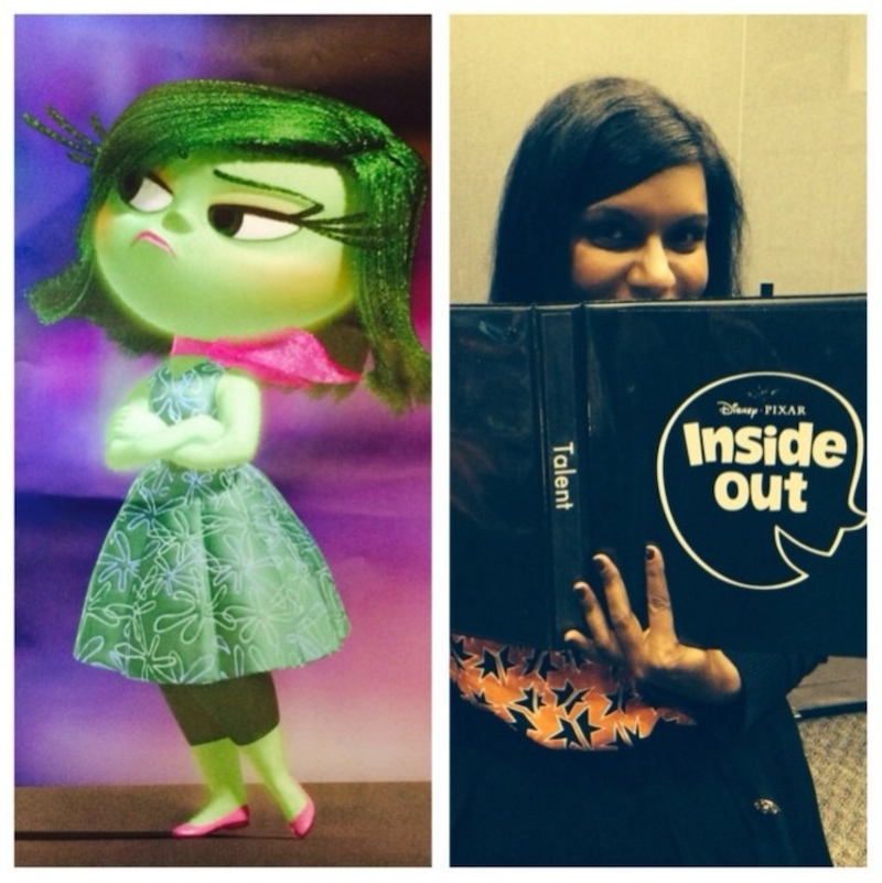 Mindy Kaling - Inside Out
