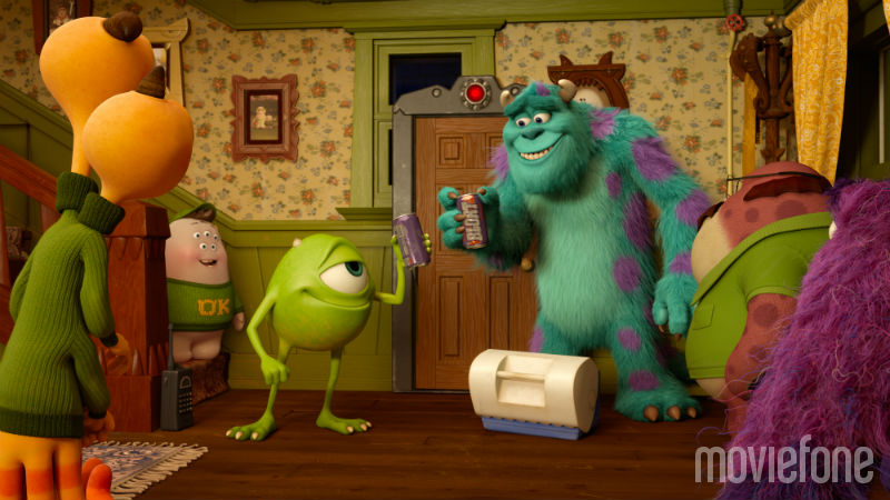 Watch A Clip From 'Monsters University' Short 'Party Central'