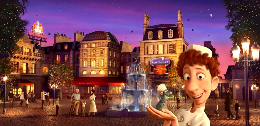 The New 'Ratatouille' Ride And Restaurant In Disneyland Paris Look Incredible