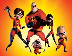 The Incredibles - Group