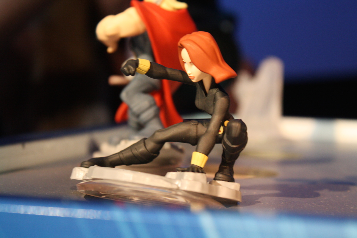 Disney Infinity MS - Black Widow (Live)
