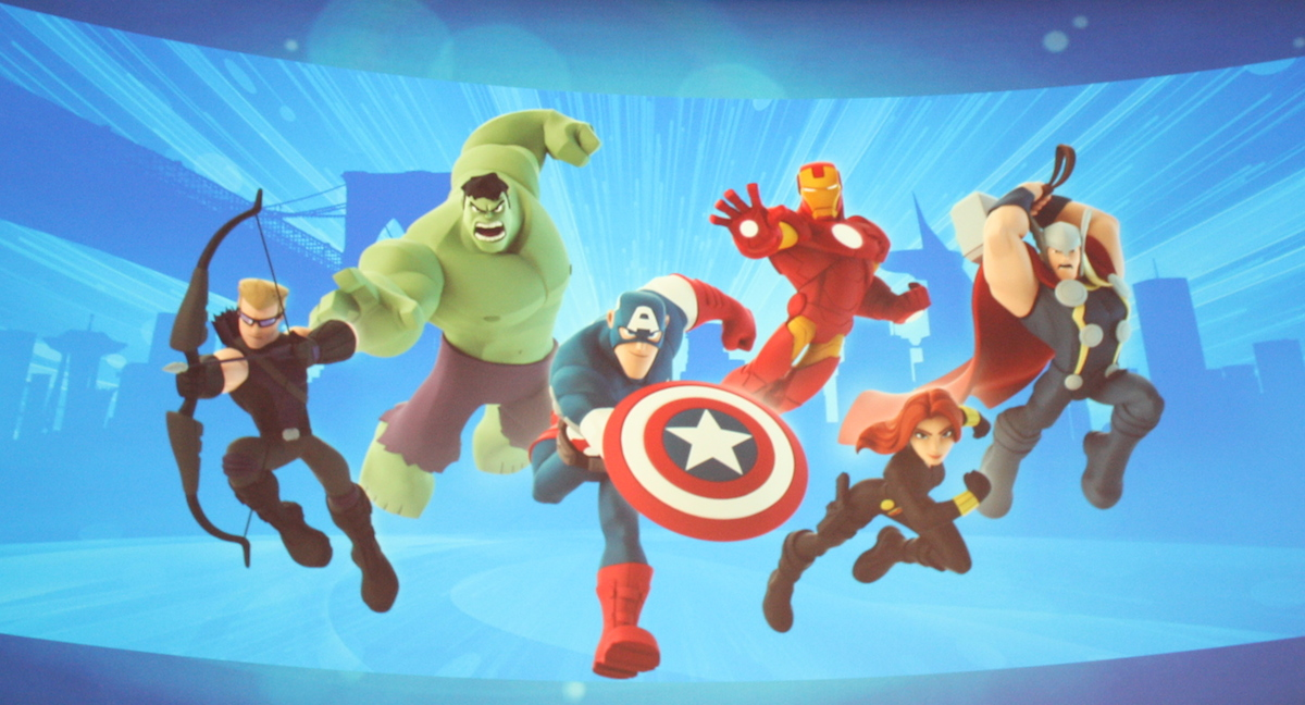 'Disney Infinity 2.0' Poised To Be Bigger And Better