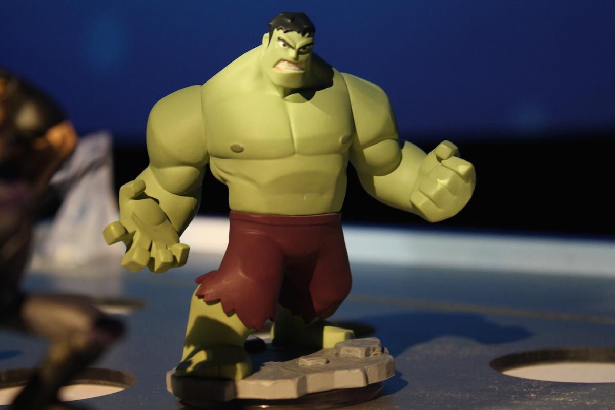 Disney Infinity MS - Hulk (Live)