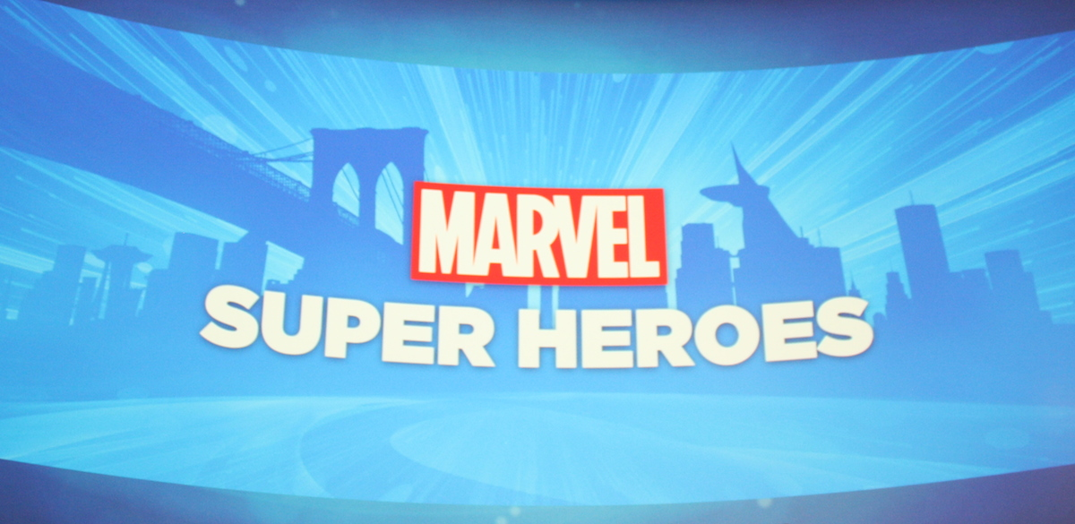 Disney Infinity MS - Marvel Super Heroes (Live)