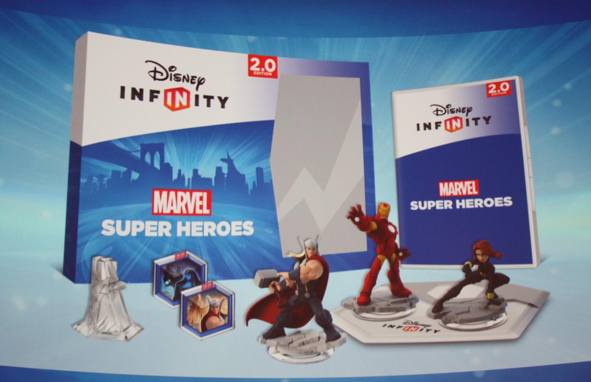 Disney Infinity MS - Starter Pack (Live)